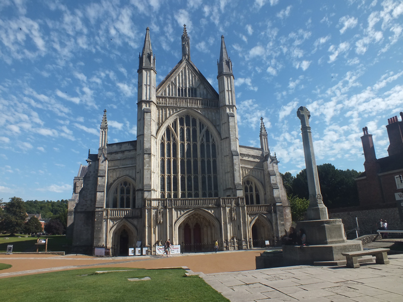A Tour of Winchester