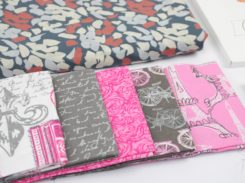 French Fancies: Fat Quarter Inspiration