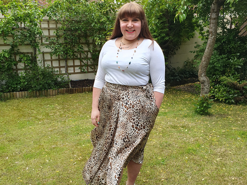 Laura's Wattle Skirt